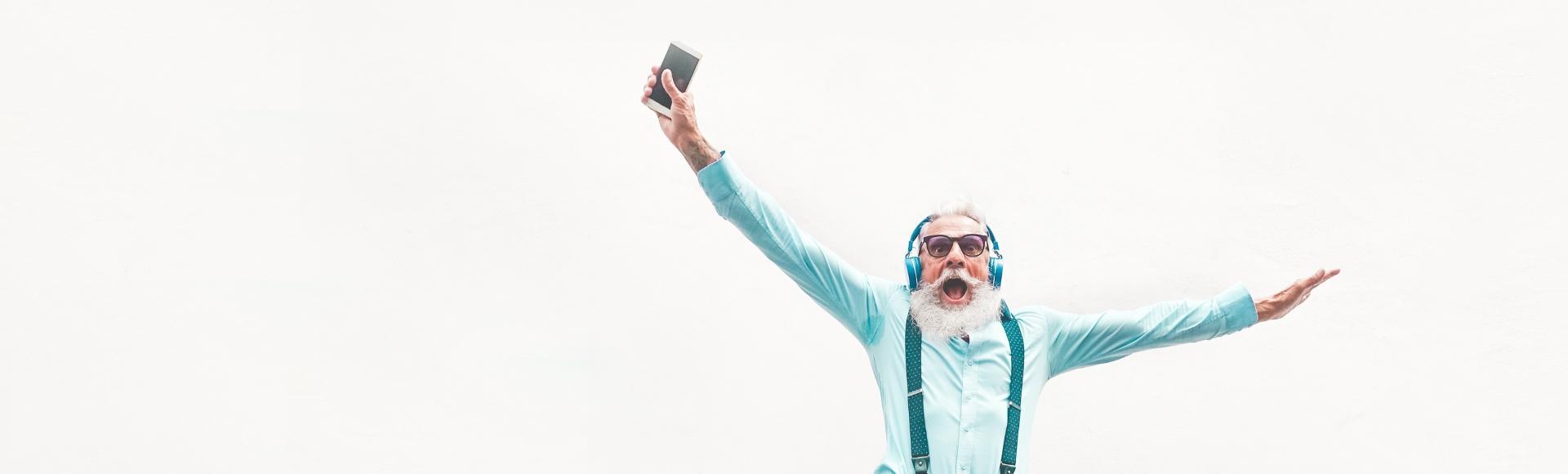 Veselje naboljša mobilna telefonija